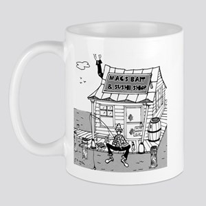 Bait & Sushi Shop Mug