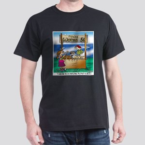 Gross National Product Is Up Dark T-Shirt