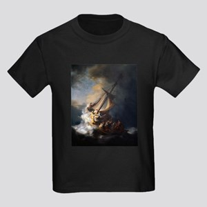 Rembrandt The Storm on the Sea of Galilee Kids Dar