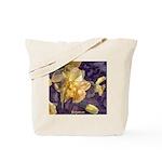 Daffodil Watercolor Tote Bag