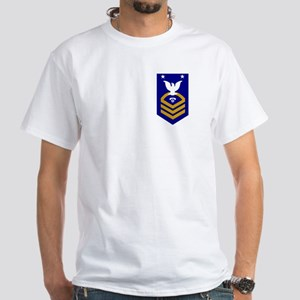 USCGR ITCM<BR> White T-Shirt