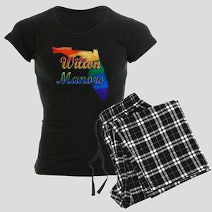 Wilton Manors, Florida, Gay Pride, Women's Dark Pa