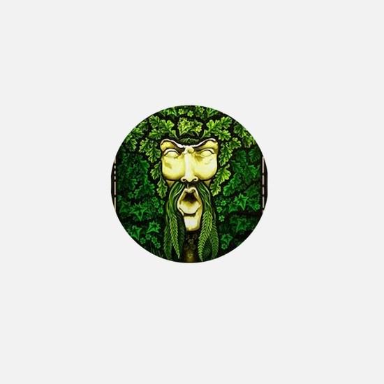 Cool Gargoyle Mini Button