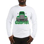 Trucker Gabriel Long Sleeve T-Shirt