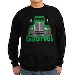 Trucker Gabriel Sweatshirt (dark)