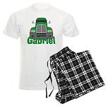 Trucker Gabriel Men's Light Pajamas