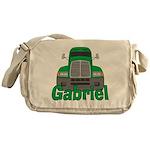Trucker Gabriel Messenger Bag