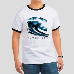 Mavericks Big Wave Surfing T-Shirt