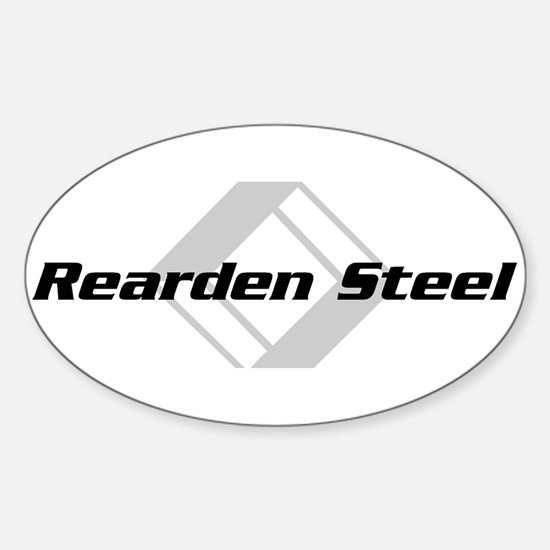 Rearden Steel Sticker (Oval)