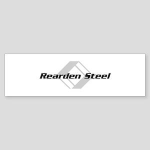 Rearden Steel Sticker (Bumper)