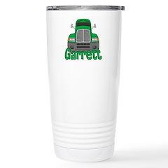 Trucker Garrett Stainless Steel Travel Mug