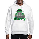 Trucker Gary Hooded Sweatshirt