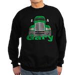 Trucker Gary Sweatshirt (dark)