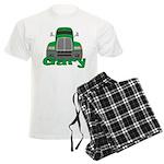 Trucker Gary Men's Light Pajamas