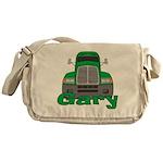 Trucker Gary Messenger Bag