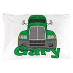 Trucker Gary Pillow Case