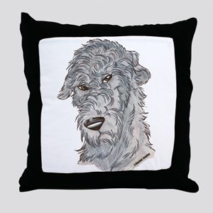 Windswept IW Throw Pillow
