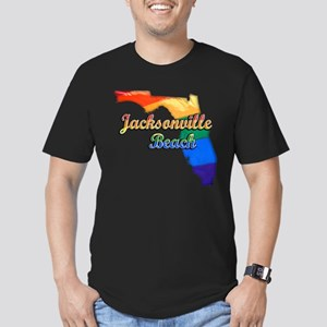 Jacksonville Beach, Florida, Pride, Men's Fitted T