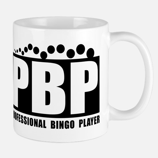 Prof Bingo Player Mug