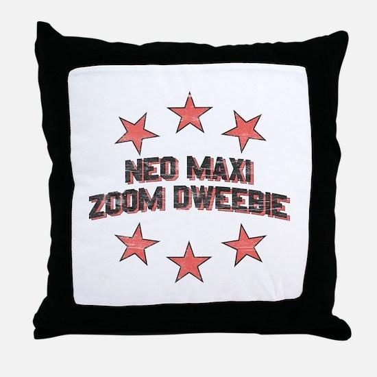 Unique Eighties Throw Pillow