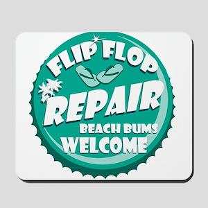 Flip Flop Repair Mousepad