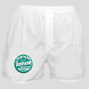 Flip Flop Repair Boxer Shorts