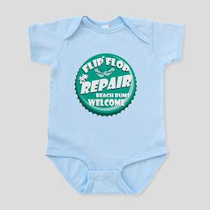 Flip Flop Repair Infant Bodysuit