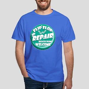Flip Flop Repair Dark T-Shirt
