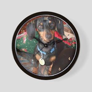 Chewey Wall Clock