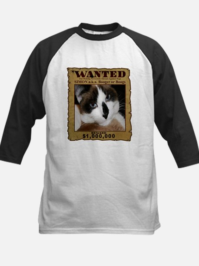 Simon: Wanted Kids Baseball Jersey