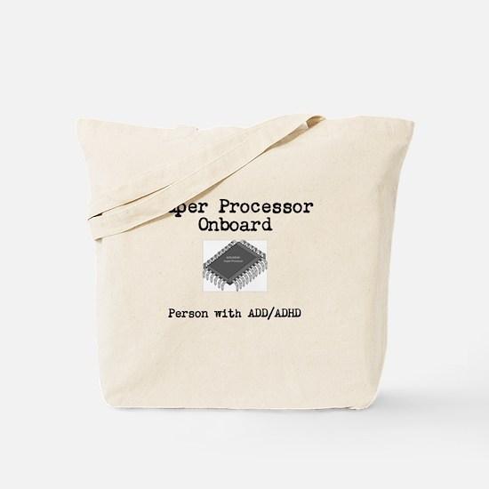 Super Processor Tote Bag