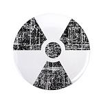 Vintage Radioactive Symbol 1 3.5