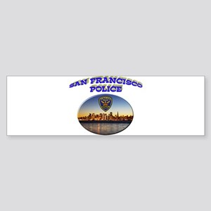 SFPD Skyline Sticker (Bumper)