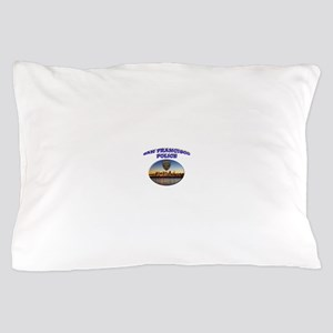 SFPD Skyline Pillow Case