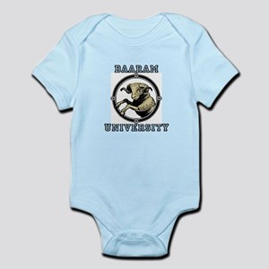 BaaRamUniversity Infant Bodysuit