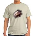 White Cactus Flower Light T-Shirt