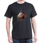 White Cactus Flower Dark T-Shirt