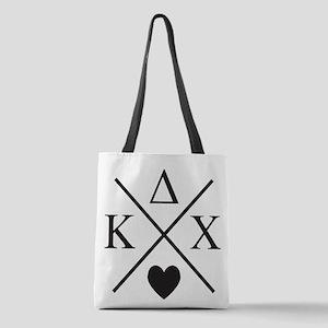 Kappa Delta Chi Sorority Polyester Tote Bag