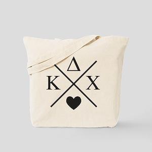 Kappa Delta Chi Sorority Tote Bag