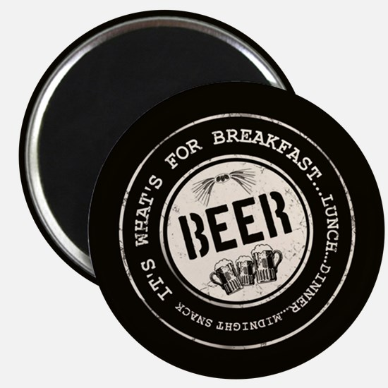 Beer Mania Gift Magnet