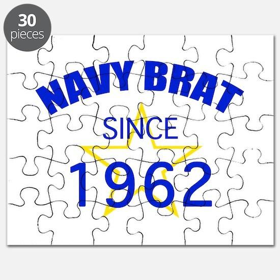 Navy Brat Since 1962 Puzzle
