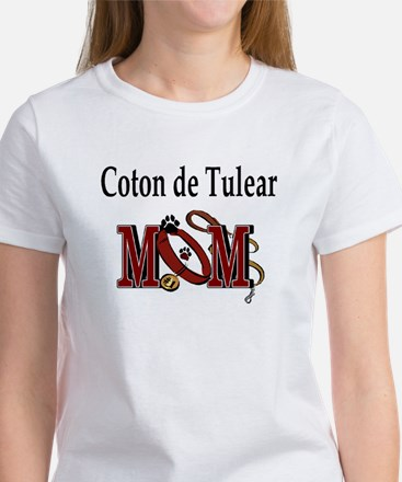 Coton de Tulear Mom Women's T-Shirt