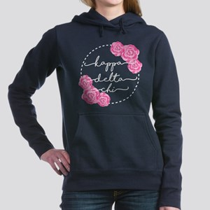 Kappa Delta Chi Sorority Women's Hooded Sweatshirt