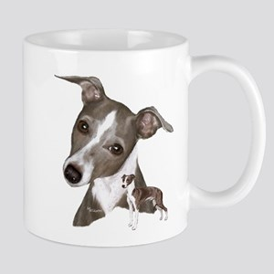 Italian Greyhound art Mug