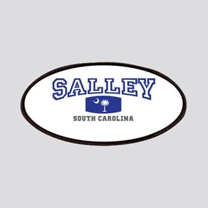 Sally South Carolina, SC, Palmetto State Flag Patc