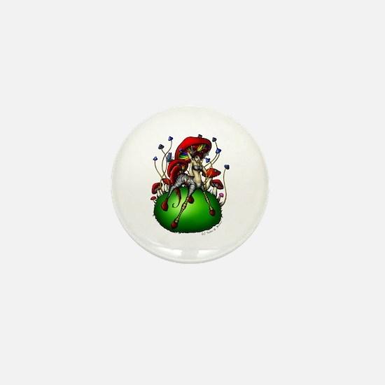 Shroom Centauri Mini Button
