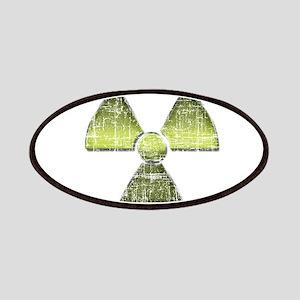 Vintage Radioactive Symbol 3 Patches