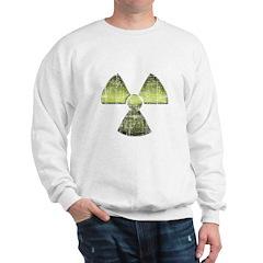 Vintage Radioactive Symbol 3 Sweatshirt