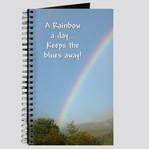 ...A Rainbow A Day... Journal