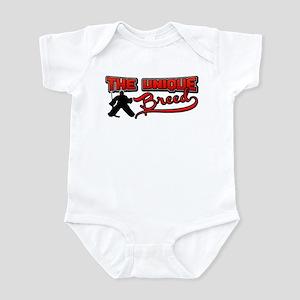 Hockey Goaltender Goalie Infant Bodysuit